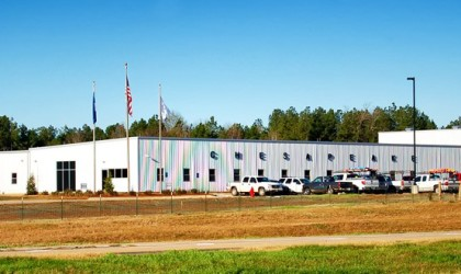Chesapeake Mansfield Field Office & Shop
